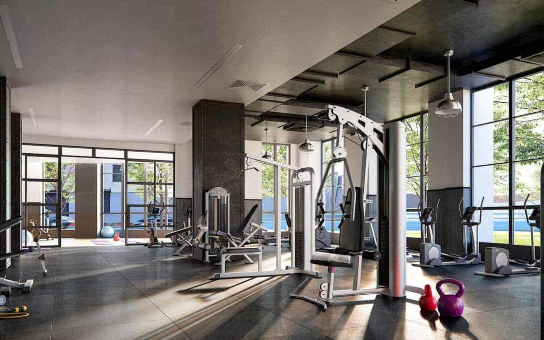 Benefits of a Fitness Center in Your Apartment Building
