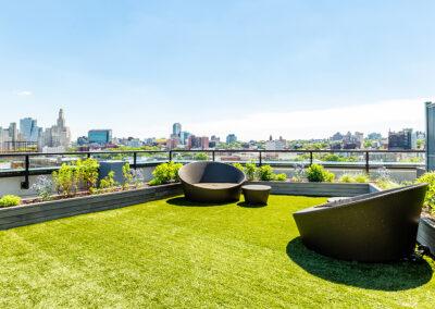 363 Bond Street Rooftop lounge