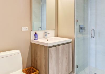 363 Bond Street apartment interior bathroom