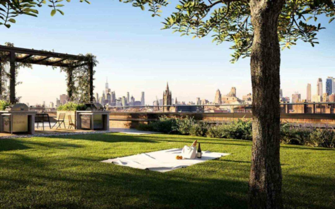 Apartments to Enjoy Brooklyn Summer & City Views