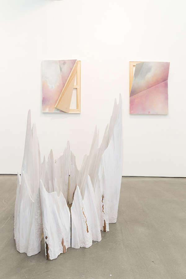 John Dante Bianchi Unavoidable Encounter Artwork for 363 Bond Street