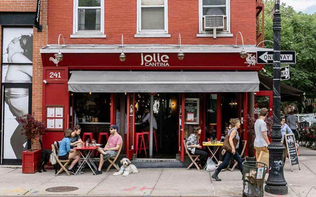 Top 5 Outdoor Dining Spots in Gowanus